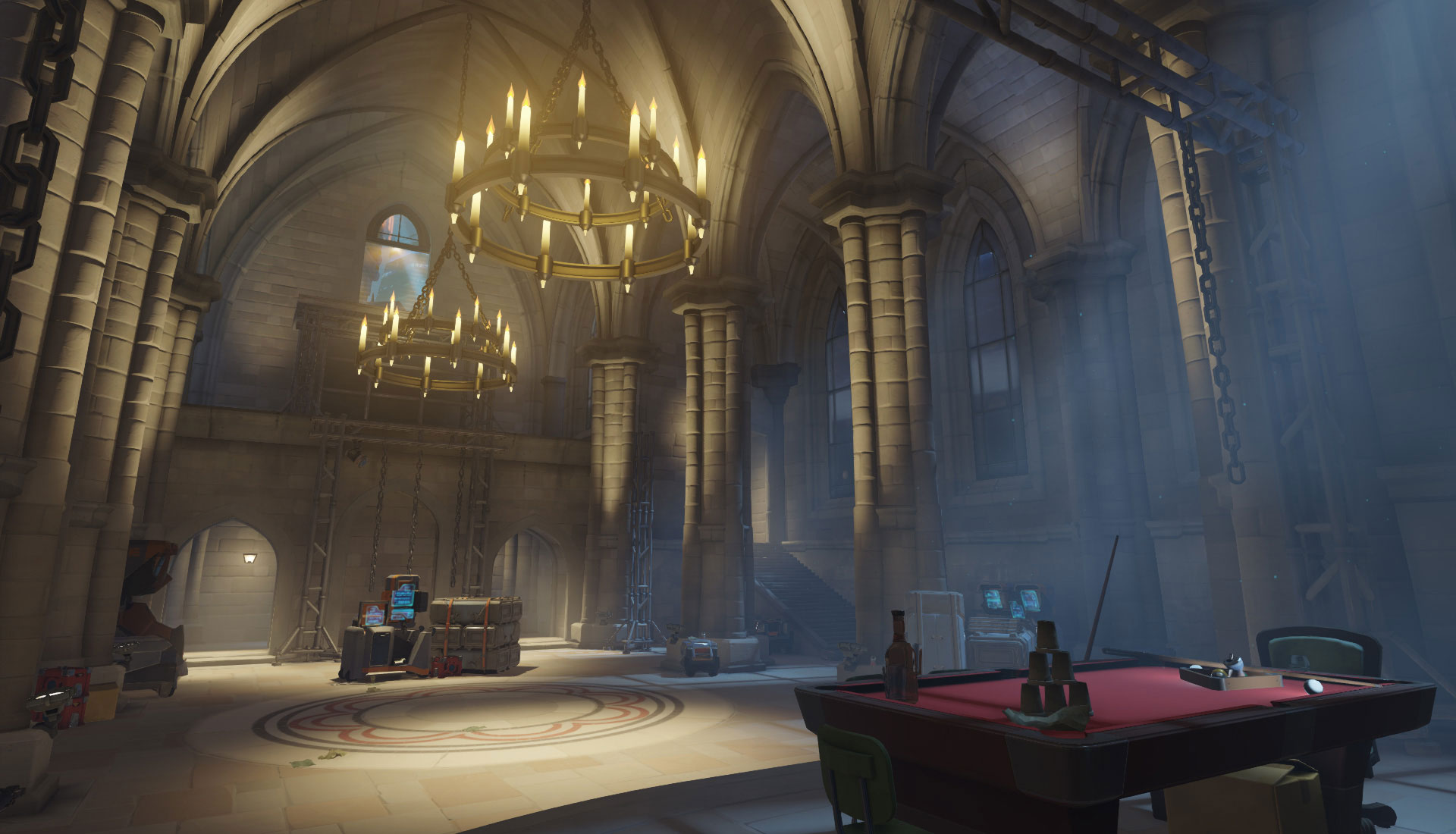 how to say protect the payload in overwatch