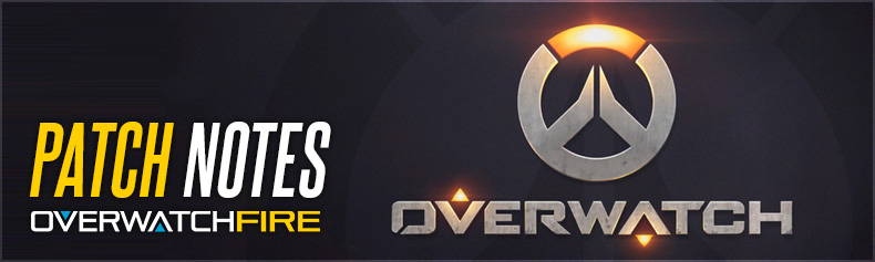 ALL] Overwatch Patch Notes – May 23, 2017 :: Overwatch discussion on